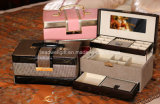 Luxury PU Jewelry Storage Box