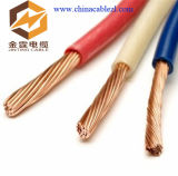 PVC Jacket Flexible Battery Cable, Electrical Wire Cable
