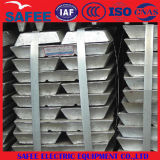 China High Purity Zinc Ingot (Zn 99.995) with SGS/CIQ Certificate - China Zinc Ingot, Zn 99.995