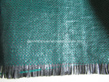 Different Colors UV Blocking PP Woven Geotextile for Silt Fence