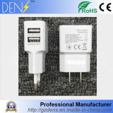 Mobile Phone Portable USB Travel Wall Charger for Samsung