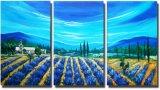 Canvas Art Landscapes Paint Acrylic for Home Decor (LA3-137)