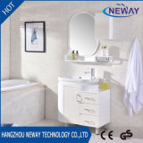 Waterproof Hotel Bathroom Plastic Vanity Cabinet