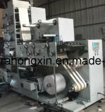 Flexographic Label Printing Machine with Slitting