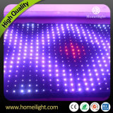 2*4m RGB LED Video Curtain with Video Effect