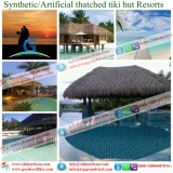 Artificial Thatched Roof Bali Tiki Bar Hawaii Tiki Hut Synthetic Thatched Cottage Islands Resorts Thatched House