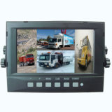 7 Inch IP69K Waterproof Monitor Digital Monitor for Boat or Car (JY-M750Q)