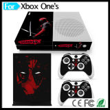 Full Body Vinyl Protective Cover Shield Skin for xBox One S Slim Game Console & Controllers