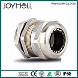 IP68 Brass Alumium Stainless Metric Steel Cable Gland