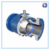 Customized Casting Steel Ball Valve for Pipe Fitting