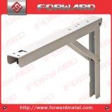 OEM Shelf Steel Welding Wall L-Shaped Bracket
