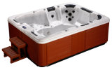 Powerful Hot Tub, Jetted Tub Shower Combo, Balboa Hot Tub Jy8002 with Shoulder Massage