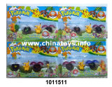 Hot Selling Novelty Toy Plastic Doll Toys (1011511)