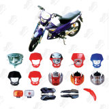 Motorcycle Spare Part & Accessory - Light & Plastic Part (Honda XRM)