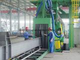 High Efficiency Series Section Shot Blasting Machine