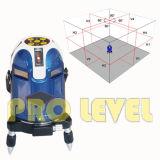 Electronic Auto-Leveling Multi-Line 4V4h1d Laser Level (SCHO-787P)