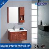 Modern Design Solid Wood Wall Bathroom Vanity Modern
