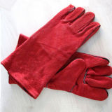 Safety Cow Split Leather Welding Gloves/Work Gloves