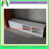 New Design Flat Package Wooden TV Stand for Living Room
