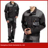 Customized Good Quality Men Women Protective Garment Supplier (W258)