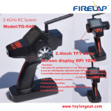 Factory Direct Sale 2.4G 3CH Radio Control System