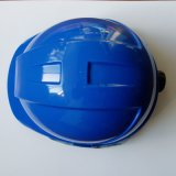 Blue HDPE Safety Industry ANSI Work Helmet for Construction (JMC-422D)