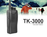 Tk-3000 (TK-U100) Handheld Two Way Radio Radio Walkie Talkie Long Range
