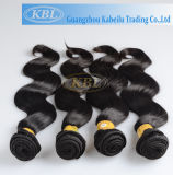 Kbl 100% Peruvian Virgin Hair Extension in Large Stock