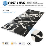 Engineered Artificial Quartz Stone for Polished Quartz Slabs with SGS/Ce