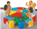 Plastic Round Colors Table QQ12105-1