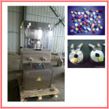 9 Stations Rotary Tablet Press with Round and Oval Moulds
