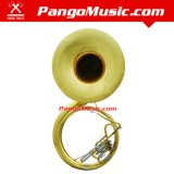 Bb Tone Gold Lacquer Sousaphone (Pango PMSH-6300)