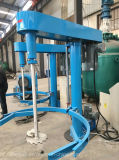 Hydraulic Lifting Liquid and Solid Dispersing Mixer