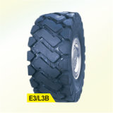 Size 29.5-25, 23.5-25, 17.5-25 Nylon OTR Tyres Pattern L3