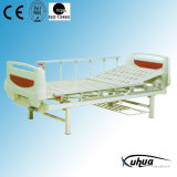 Single Crank Manual Hospital Patient Nursing Bed (A-4)
