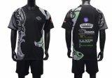 Custom Your Own Design Striped Futsal Soccer Jersey
