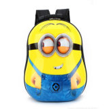 Small Yellow Children Bag / Primary School Bag / Backpack (GB#001)