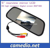 5 Inch High Definition Mirror Monitor Car Roof Monitor