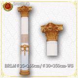 Banruo Plastic Decorative Column (BRLM25*260-WS)
