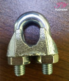 DIN741 High Quality Electric Galvanized Steel Wire Rope Fasteners/Clamps