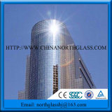 4mm, 6mm, 8mm Tempered Cheap Price Reflective Glass