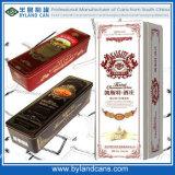 Rectangle Tin Wine Box