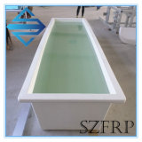 China Fiberglass Fish Breeding/Stock/Farming Tanks 3048*915*610