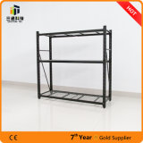 3000lbs Capacity Grey Wire Shelving for Warehouse with SGS (ST-L-023)