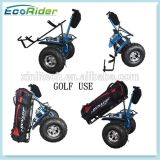 2000W Motor off Road Smart Self Balance Electric Scooters Two Big Wheel with Golf Holder for Golf Recreation