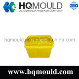 Injection Mould for Plastic Storage Box