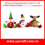Christmas Decoration (ZY14Y371-1-2-3) Christmas Gift Chinese New Year Decoration Items