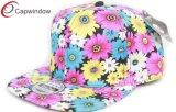 Flowers Printing Custom Hip Hop Baseball Cap