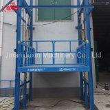 Warehouse Goods Lift Electric Cargo Lift Platform Cargo Elevator