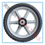 12/14/16 Inch Semi-Pneumatic Rubber Bicycle Wheels